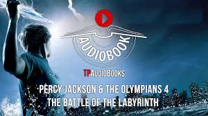 percy jackson the olympians 4 the battle of the labyrinth full audio book chapter 5