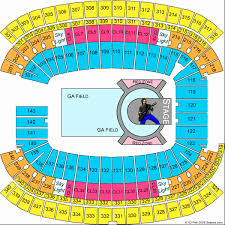 Foxborough Gillette Stadium Seating Chart Gillette Seat Map Gillette Stadium Concert Seating Chart For
