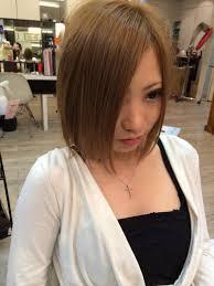髪型 女子 ショート