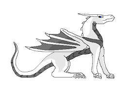 template of a dragon dragon template alone female by starrysunlight on deviantart