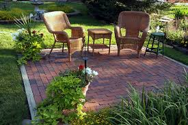 Could do this in the way back since the deck isn't large enough for  Small  Backyard LandscapingBackyard DesignsBackyard ...