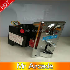 Electronic Vending Machines Unique CH 48 Panel Electronic CPU Selector Coin Acceptor For Vending