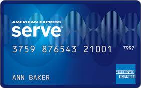 Reloadable Prepaid Debit Cards American Express Serve