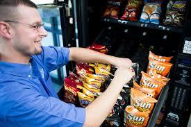 Vending Machines Service Impressive Vermont Vending Machine Service Operators Directory