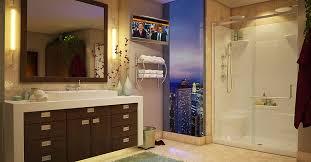 Bathroom Wraps Extraordinary Oasis