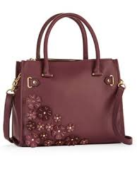 Product Image Time and Tru Harper Satchel