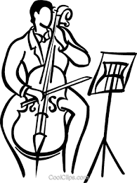 Image result for cello clipart
