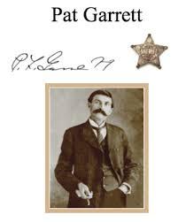 Patrick Floyd Garrett (1850-1908) | WikiTree FREE Family Tree