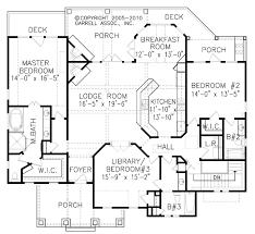Rustic Mountain Style Cottage House Plan   Sugarloaf Cottage     st Floor Plan nd Floor Plan Detached Garage Plan