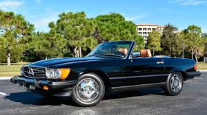 1987 was the second year of production for the 560sl model. 1987 Mercedes Benz 560sl Convertible E22 Kissimmee 2019