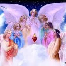 Resultado de imagen de huestes angelicas y yo