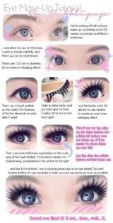 dolly eye make up tutorial various trusper tip cosplay makeup tutorial