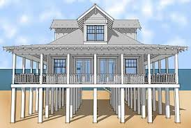 Small Picture Plan 44026TD Classic Florida Cracker Beach House Plan Beach