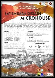 Small Picture Sayembara Desain Microhouse 2017 Archevent UNS