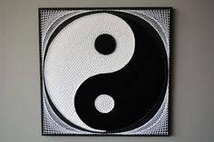 string art yin yang decor yin yang art yin yang wall art apartment wall art mandala on wooden yin yang wall art with string art yin yang decor yin yang art yin yang wall art fa a voc