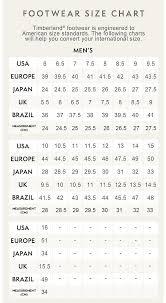 6m Shoe Size Chart Size Charts