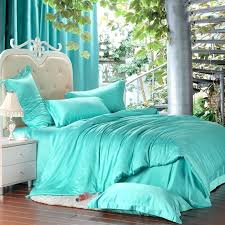 turquoise duvet cover sets luxury turquoise bedding blue green set king size queen quilt duvet cover