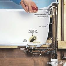 bathtub drain assembly how to convert bathtub drain lever to a lift and turn drain
