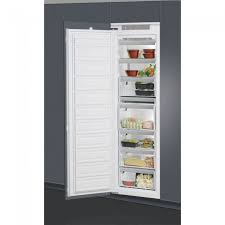 whirlpool afb1843a integrated frost free upright freezer with sliding door fixing kit a rated