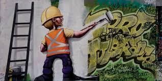 wall mural artist sydney