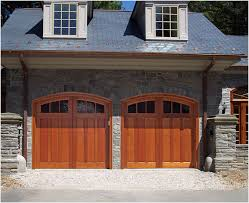garage doors with glass panels how to medallion series quality crafted wood garage doors