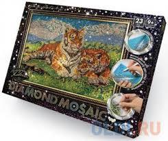 <b>Набор</b> креативного <b>творчества ДАНКО</b>-ТОЙС Diamond Mosaic ...
