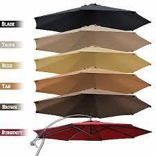 10 cantilever patio offset umbrella