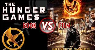 book vs film the hunger games litreactor book vs film the hunger games