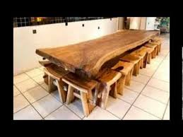 Solid wood dinning set Dining Room Solid Wood Dining Table Youtube Solid Wood Dining Table Youtube