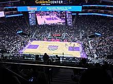 Golden 1 Center Kings Seating Chart Golden 1 Center Wikipedia