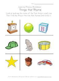 Kidslearningstation.com is tracked by us since april, 2011. Rhyming Worksheets Phonics For Kids Rhyming Worksheet Phonics For Kids Learning Phonics