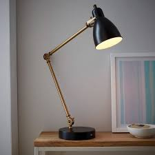 bedside lamp with usb port long