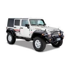 rbs550 jeep max coverage pocket style fender flare oe matte black 4 doors usa for jeep wrangler jk 2 8 l vm motori dohc 2777 ccm 130 147