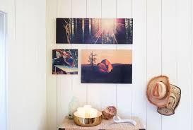 mounted wall art