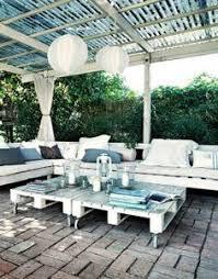 10 terrazas con encanto con muebles de palets