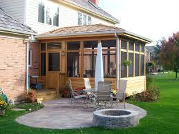 hip roof patio cover plans. Hip Roof Screened Porch In Chicago\u0027s Hawthorne Woods Community Patio Cover Plans L