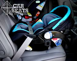 com baby trend flex loc infant car seat elixer rear pictures