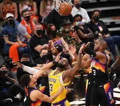 Phoenix Suns' NBA preseason schedule ...