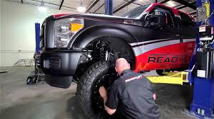 ReadyLIFT Ford Super Duty 5 Inch Off Road Suspension Lift Kit ...