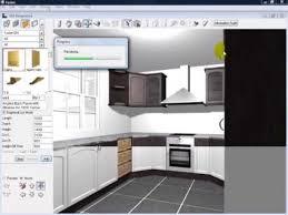 Ten Minute Kitchen Design In Fusion. Maxima Software