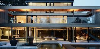 architecture houses interior. Modren Architecture Relaxing And Private Luxurious Villa In Vienna By Architekt Zoran Bodrozic In Architecture Houses Interior F