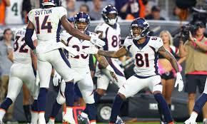 Denver Broncos Updated Wr Depth Chart Following Sanders Injury