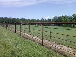 wire farm fence gate. Pipe Wire Farm Fence Gate
