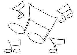 Amazing Picture Of Music Notes Colouring Page Fun Colouring