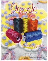 Wonderfil Thread Charts Wonderfil Dazzle Col Dz1176 1176