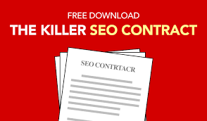 The Killer Seo Contract - Free Download Now!