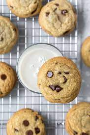 Send your kids to me and i'll send 'em home sugared up. Dairy Free Chocolate Chip Cookies Simply Whisked