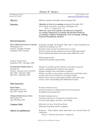 Stocker Resume Resume Development Excel with uxhandy com