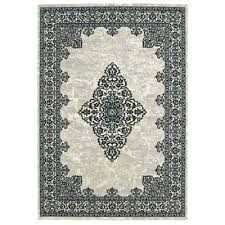 bed bath and beyond rugs black and cream area rug from bed bath beyond regarding