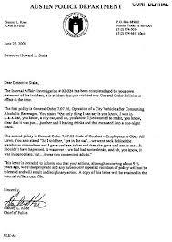 Police Resume Cover Letter Sample Document Resumes
